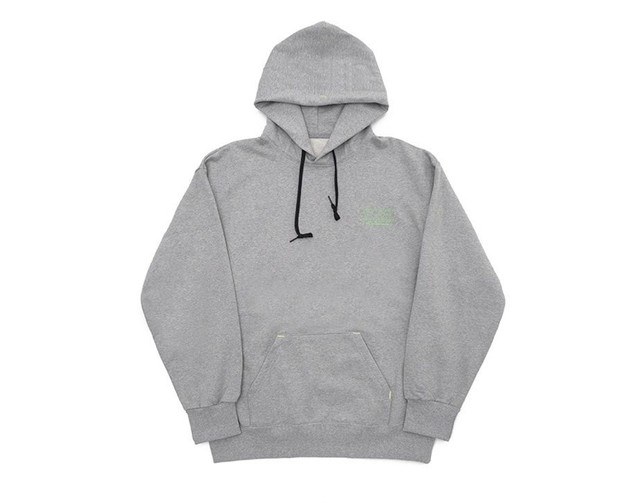 reception hoodie (gray)