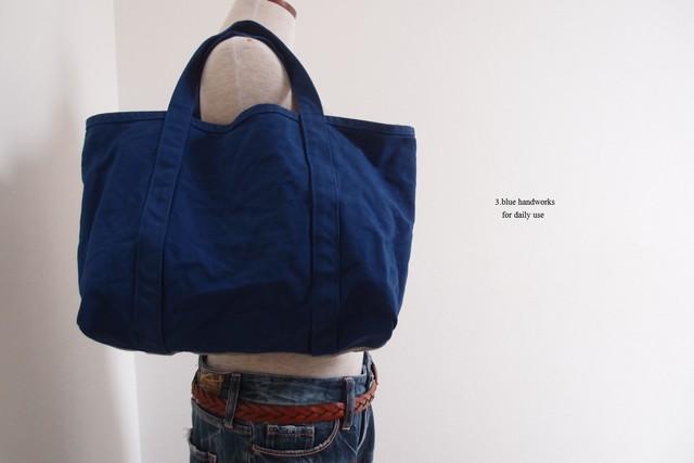 F/ TOTE BAG  (BLUE DUR)
