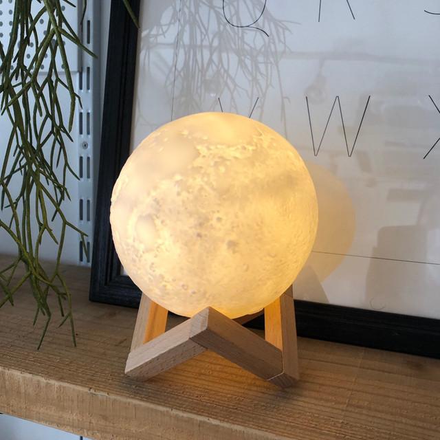 お月様ランプ