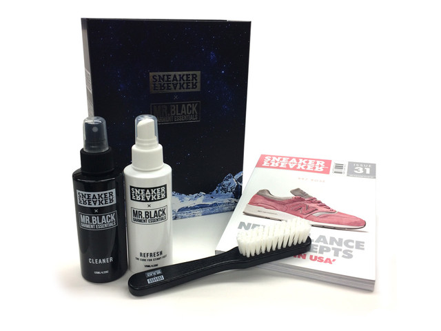 MR.BLACK X SNEAKER FREAKER/SHOE CLEANER KIT VER.2