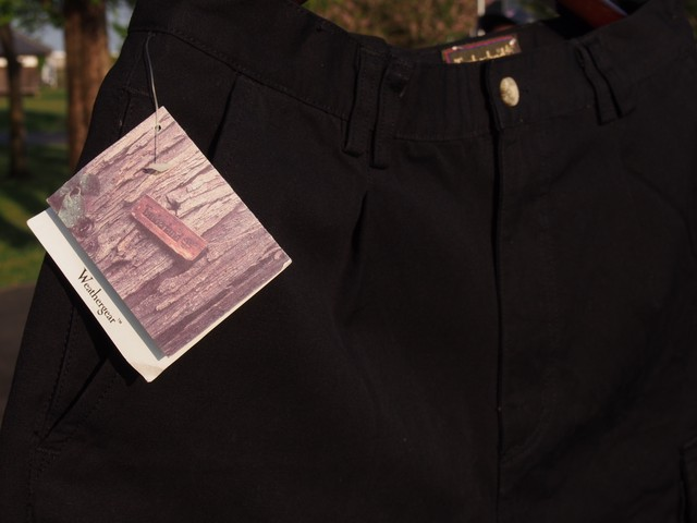 90's TIMBERLAND WEATHER GEAR CARGO SHORTS DEADSTOCK