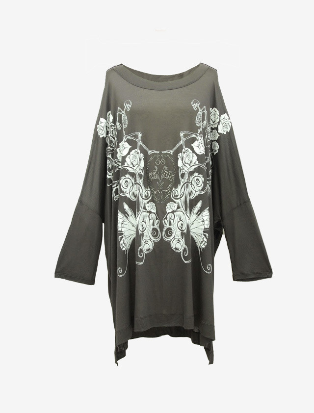 THOMAS WYLDE T-SHIRT DRESS