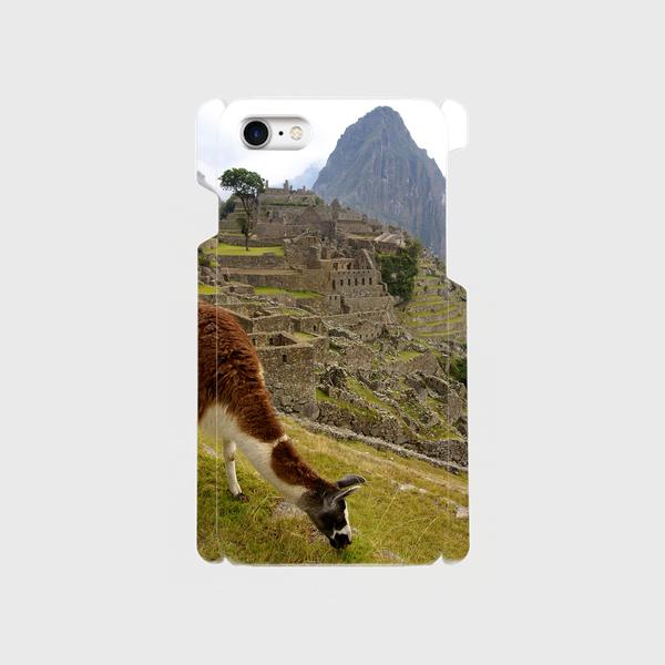 【送料無料】Machu Picchu iPhoneスマホケース