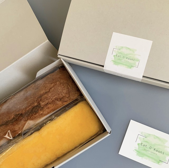chocolate&cheesebox/ガトーショコラとチーズケーキ