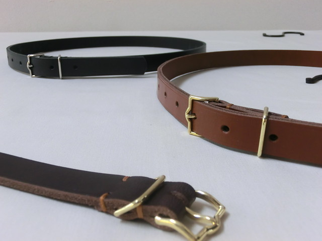 REINS -UK BRIDLE LEATHER-