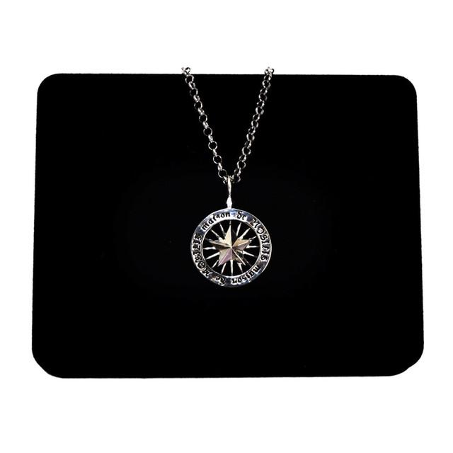 【送料無料/翌日発送】Stella Wheel Coin Necklace Top  by Sorpresa Collection【品番 17S2016】