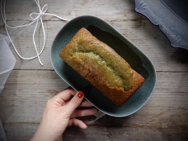 """ jade no oyatsu ""  〜 gâteau au pistache 〜"
