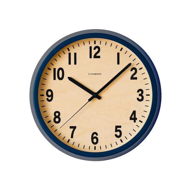 PUBLIC CLOCK【NAVY】