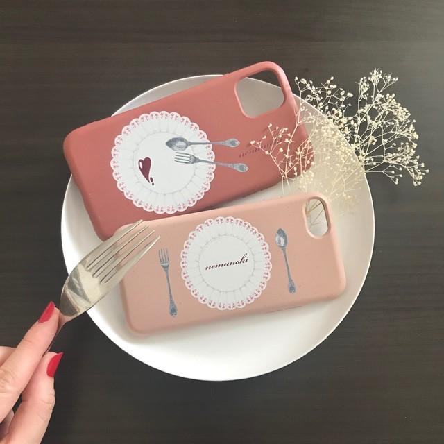 【受注生産】Sweet Dish エコソフトiPhoneケース
