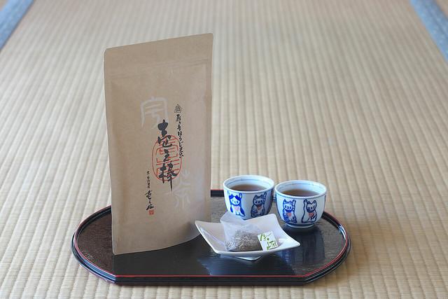 雁ヶ音ほうじ茶 壱之棒(10パック入り・送料無料)