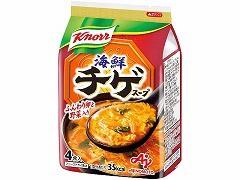 クノール 海鮮チゲスープ 4食 x10 *