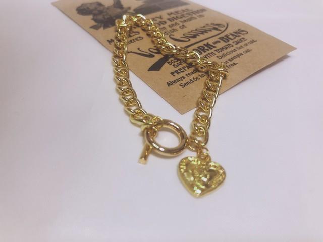 ハートブレス  gold♡silver