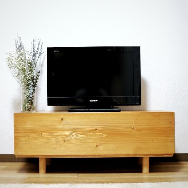 """TV wood board90""""maple"""""""