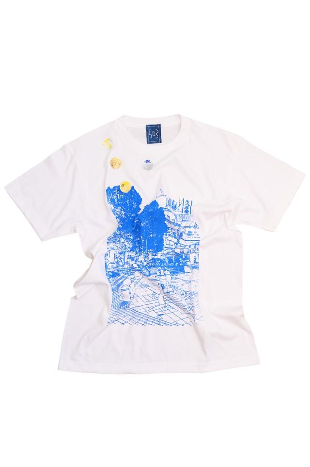 NO.503 町田カリオン広場のTシャツ【東京都】