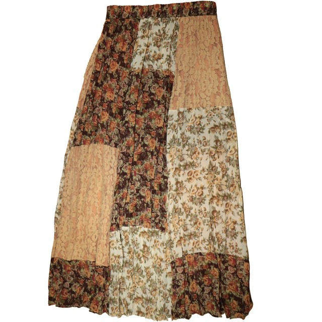 Flare Skirt (PL-108)