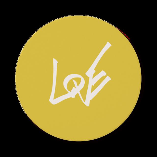 LOVE/イエロー*コースター