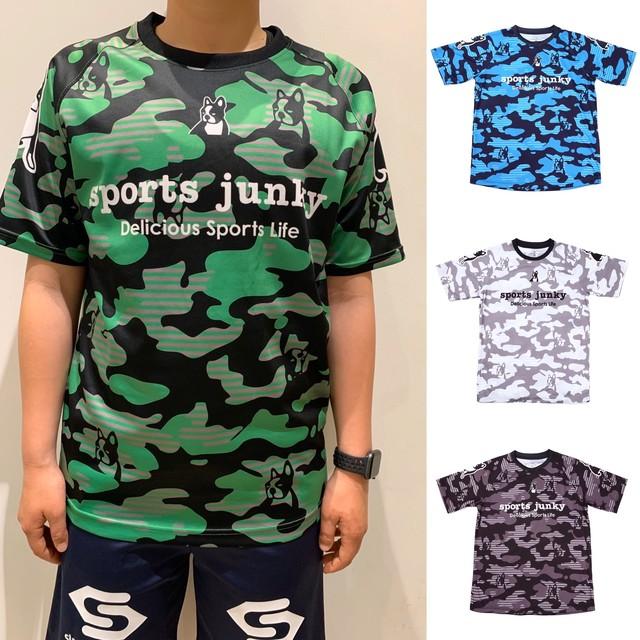 soccerjunky(サッカージャンキー)/戦場のパンディアーニプラクティスシャツ