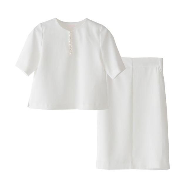 Pearl Point Setup【White】