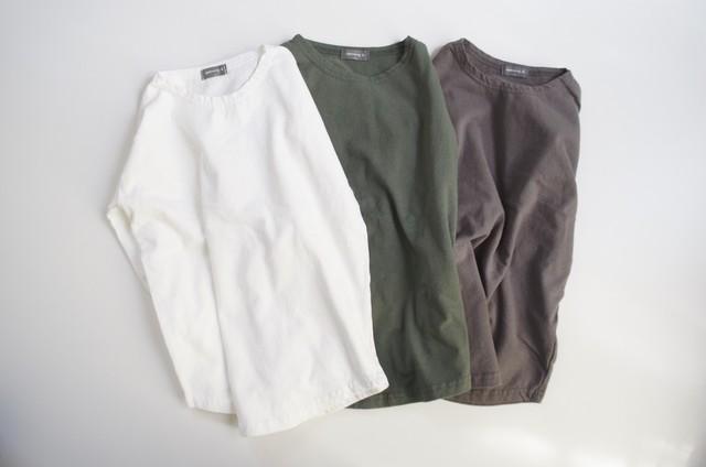 color long T shirt