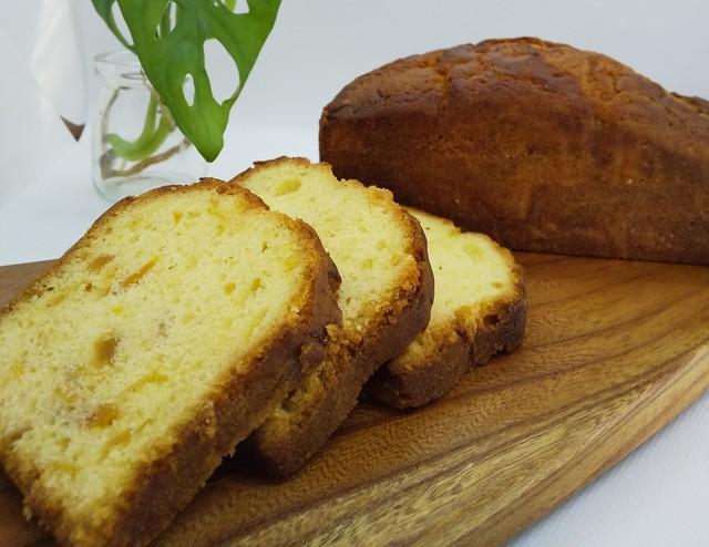 【常温便】【北海道産小麦100%】手作りパウンドケーキマーマレード