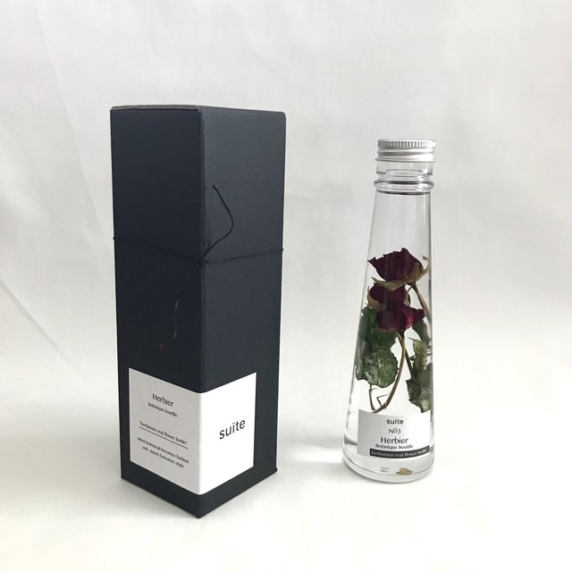 herbier NO3 Spray rose red