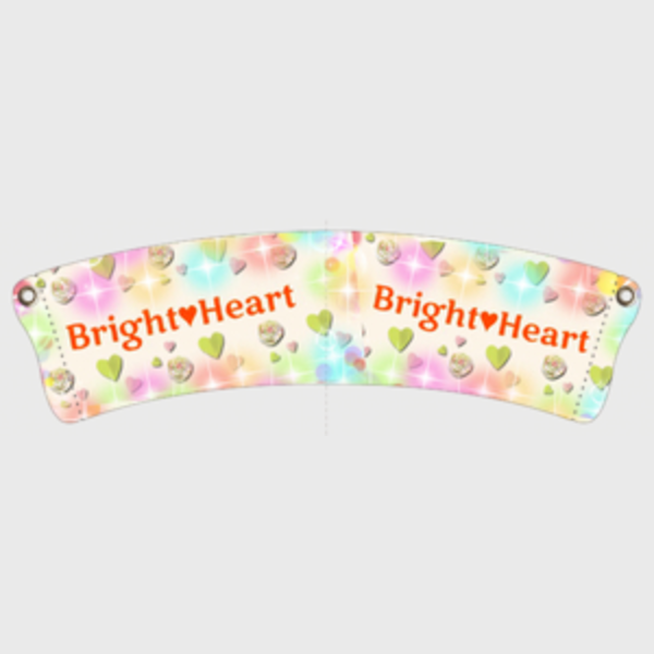Bright♡Heart カップスリーブ