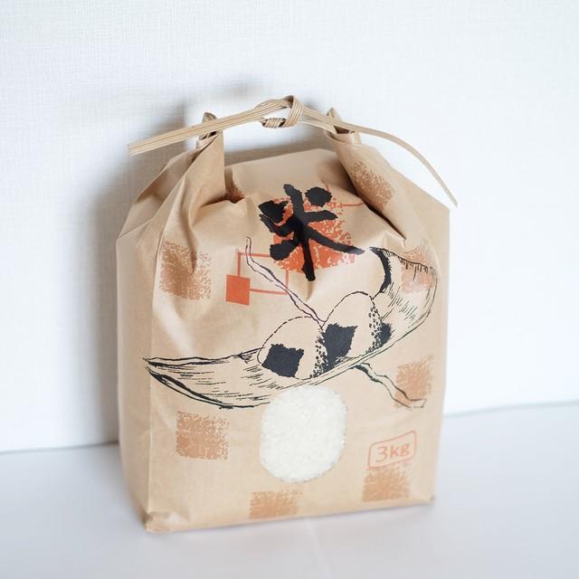 特別栽培米ヒノヒカリ白米3kg