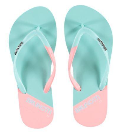 50%OFF 定価3,800円 BRUNOTTI Bondi Women Slipper Aruba Blue