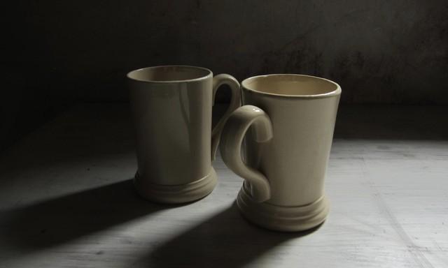 cream ware