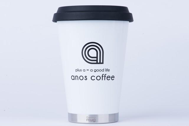 thermo mug × anos coffee コーヒータンブラー