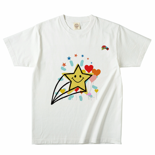 TRUSS 5.3oz オーガニックコットンTシャツ  ナチュラル