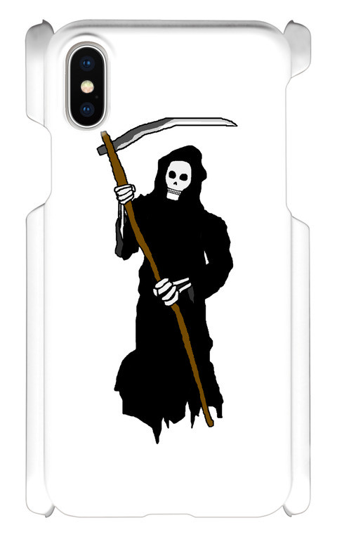 iPhoneX用(死神スマホケース)