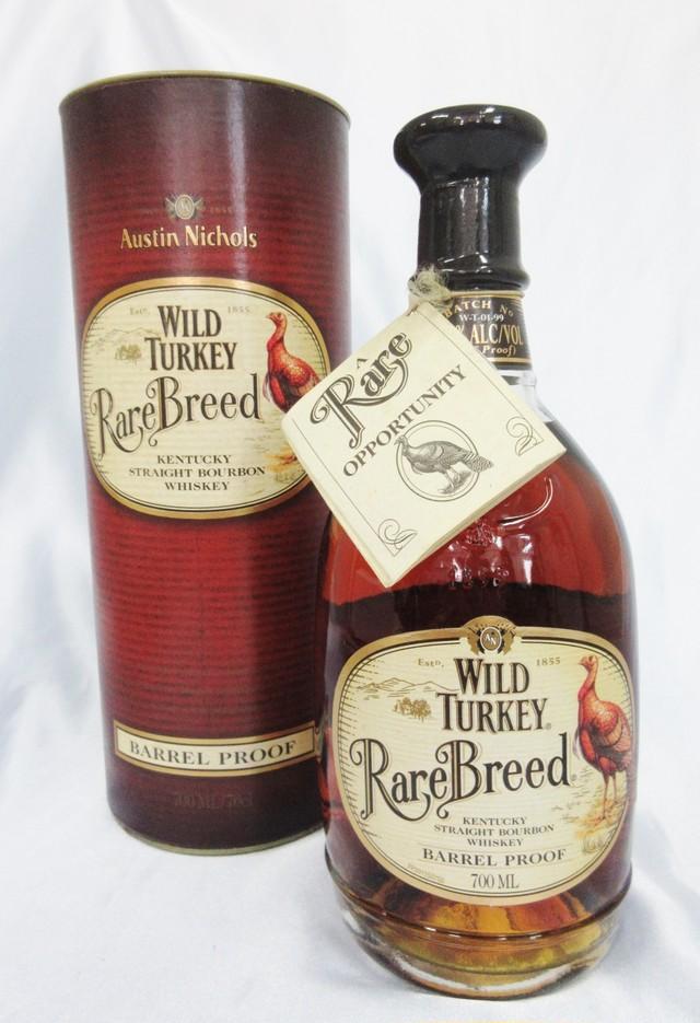 WILD TURKEY Rare Breed 【ウイスキー】 ワイルド タ―キー レア ブリード
