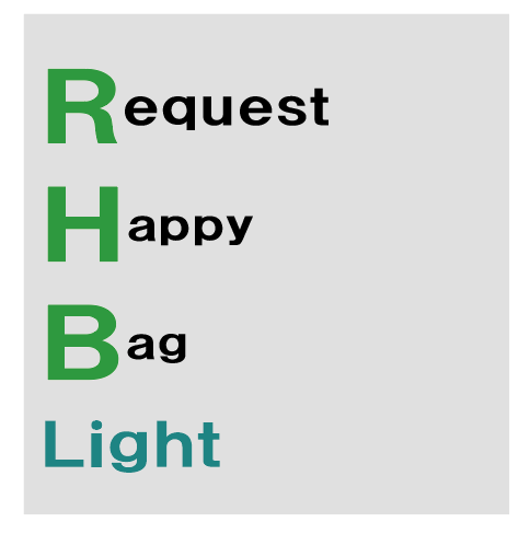 Request Happy Bag【light】