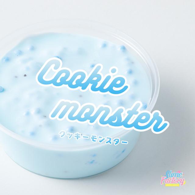 10oz(300ml)♡クッキーモンスタースライム