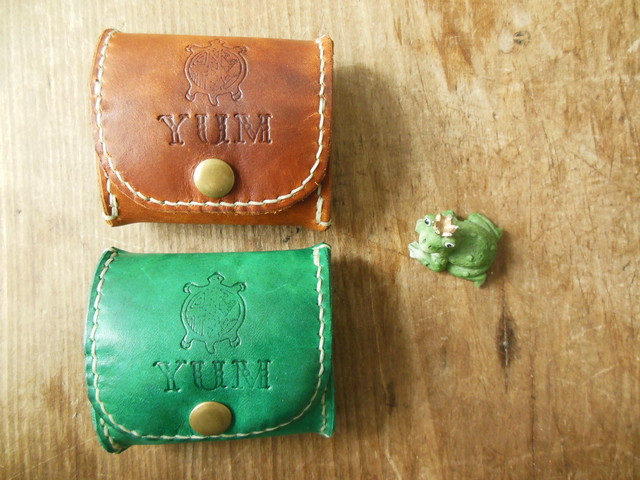 Leather Coin-case