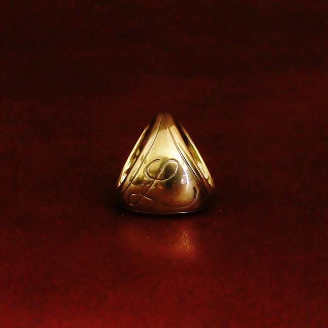 IVY SCARF RING  -brass- アイビースカーフリング ブラス