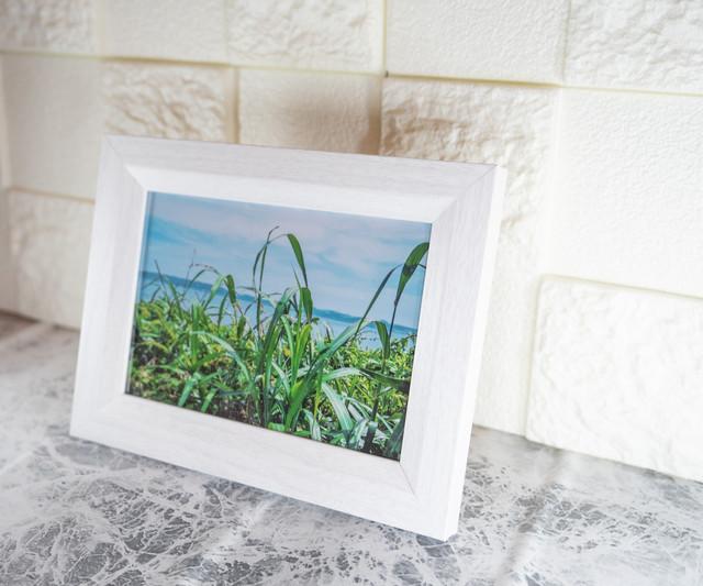 Sarushima scenery  Photo frame