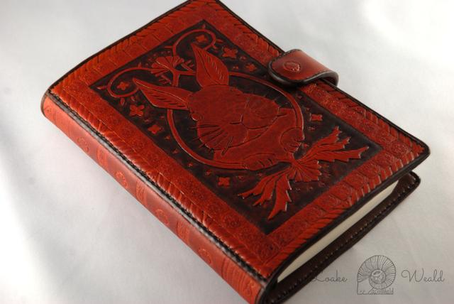 Bible size binder  Rabbit