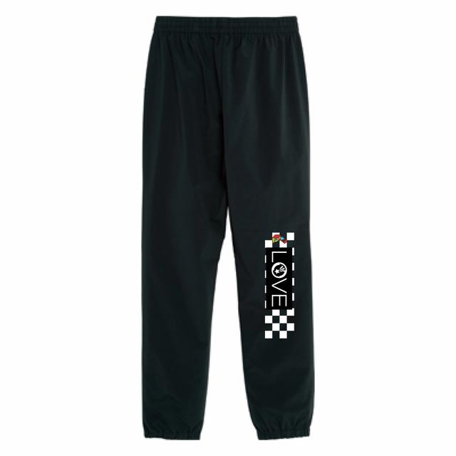 GLIMMER ドライストレッチジョガーパンツ(レディース)  ブラック