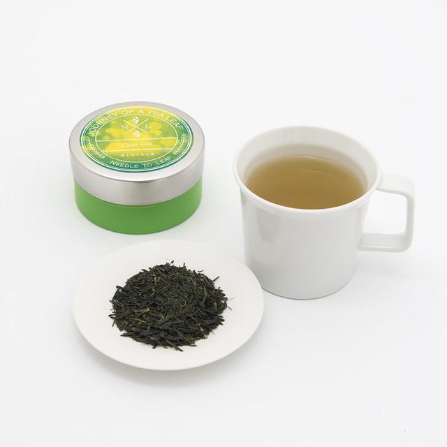 Journey of a tea leaf 旅する日本茶 / 雨上がりのお茶