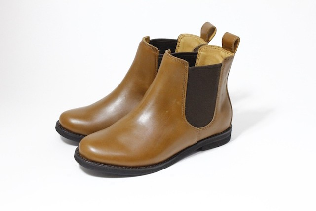 Side Gore Boots(brown)