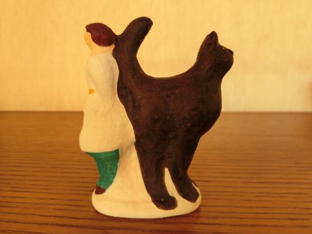 にしおゆき 作 大きなしっぽ 黒ねこ 猫