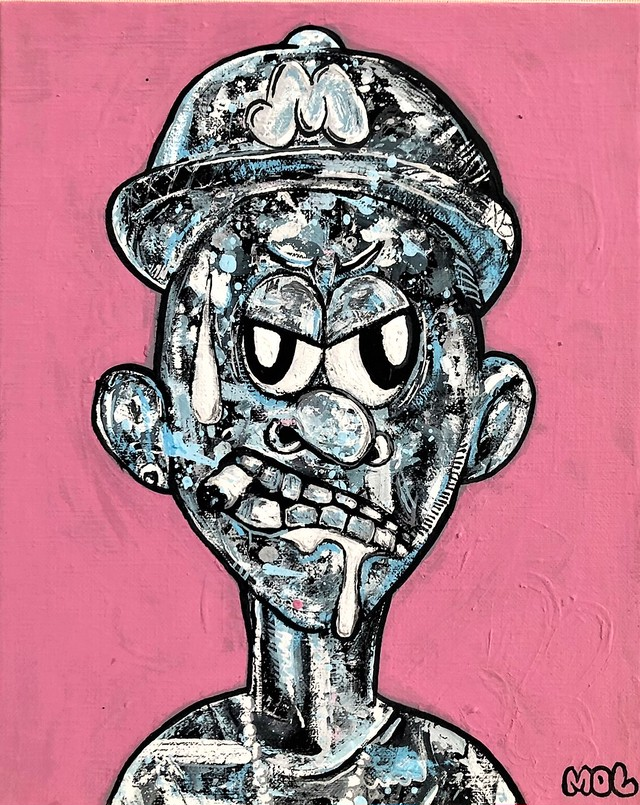 「0014」(ポップアート、現代アート、グラフィティ、バンクシー、ブレイク前夜、BSフジ)