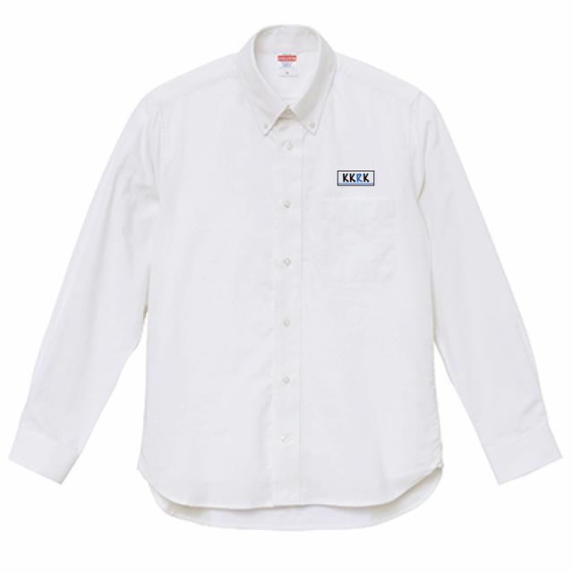 KKRK Shirt(Long) White