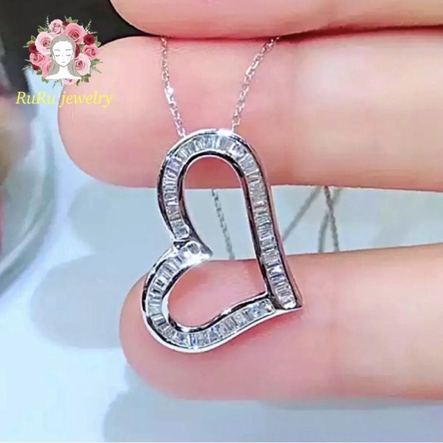 Angel heart silver925(necklace)