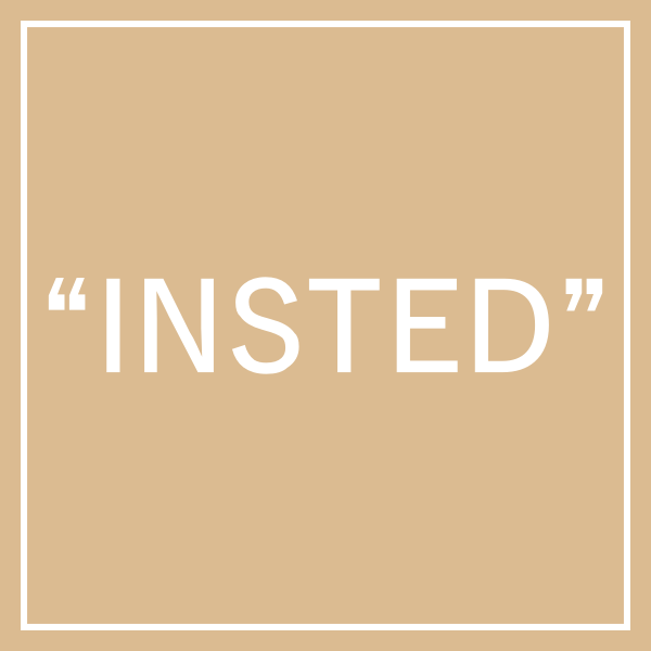 """""""INSTED"""""""