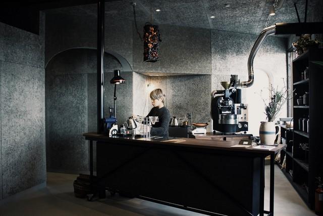 大山崎 COFFEE ROASTERS