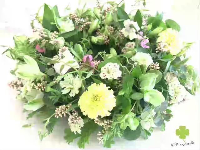 人気のプリザーブドフラワーアレンジメント | 3つ星のお花やさん