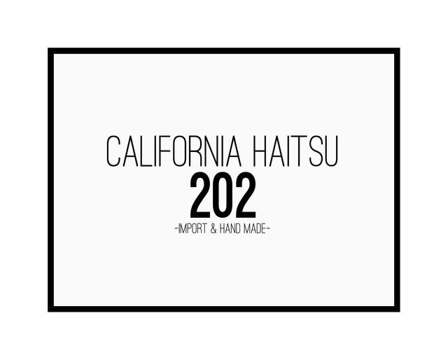 California Haitsu 202